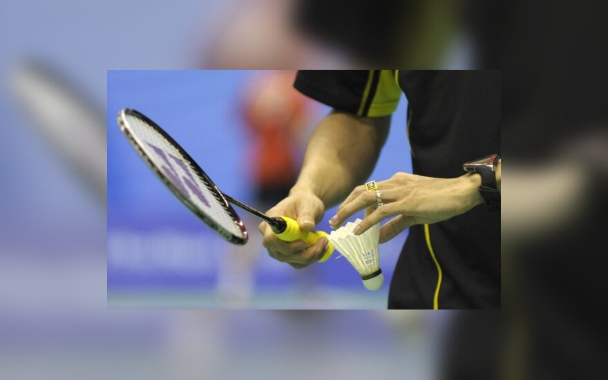 Badmintonas