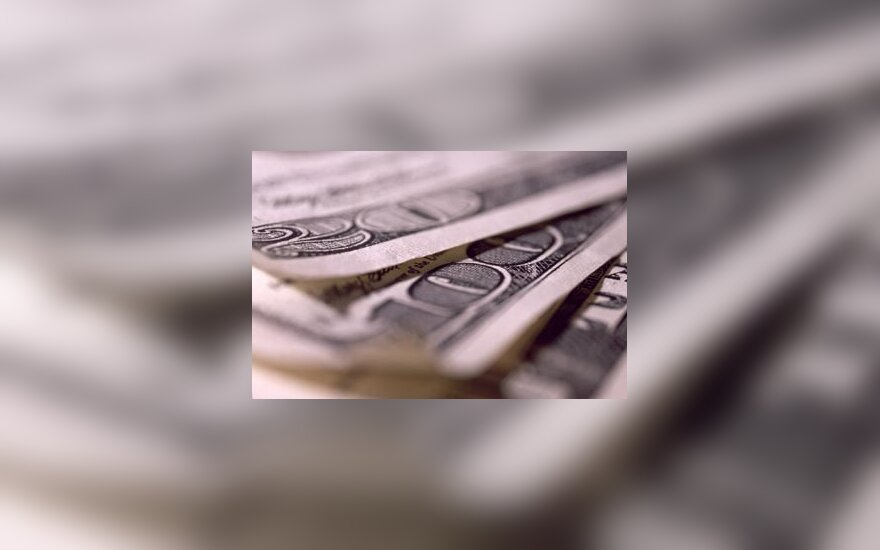 Pinigai, doleris, banknotas