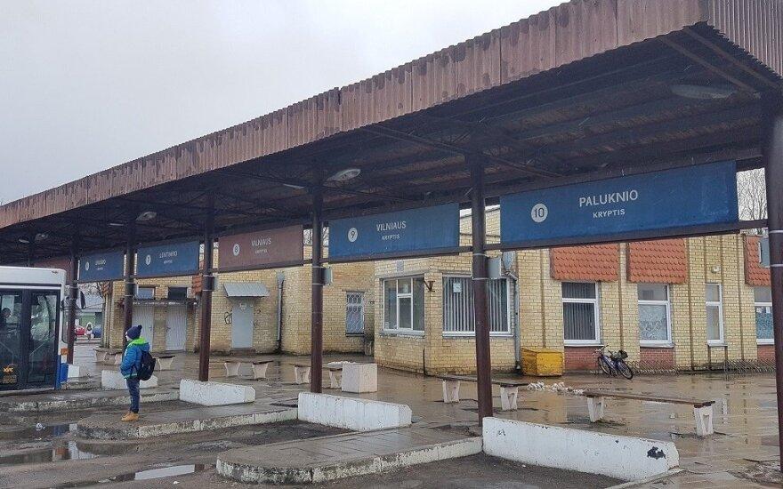 Nedzinskui leista rekonstruoti Trakų autobusų stotį, darbų pradžia – metų pabaigoje