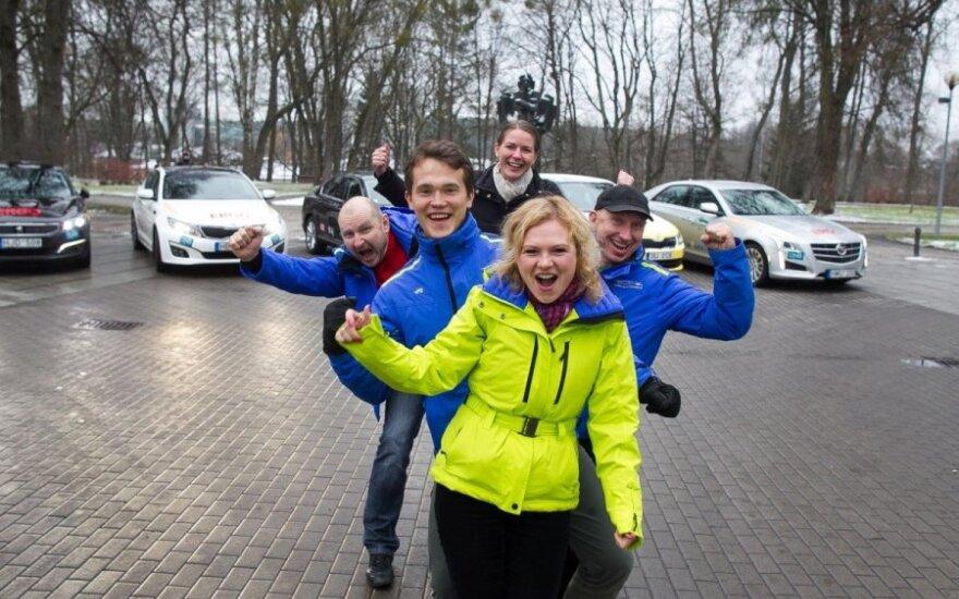 Druskininkuose prasidėjo Metų automobilio 2015 stovykla