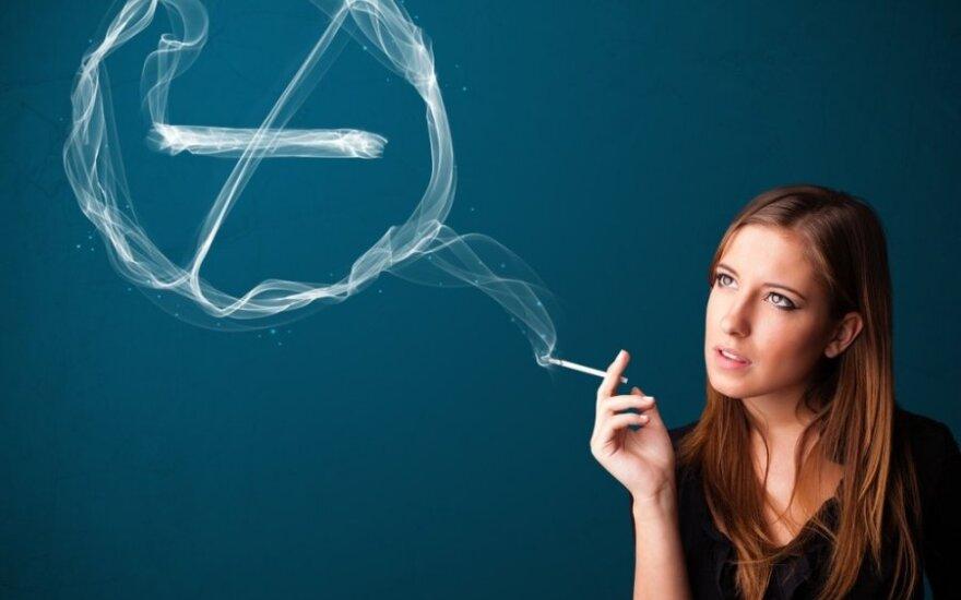 EP aistros dėl tabako baigėsi: plonosios cigaretės išlieka, mėtinių nebeliks