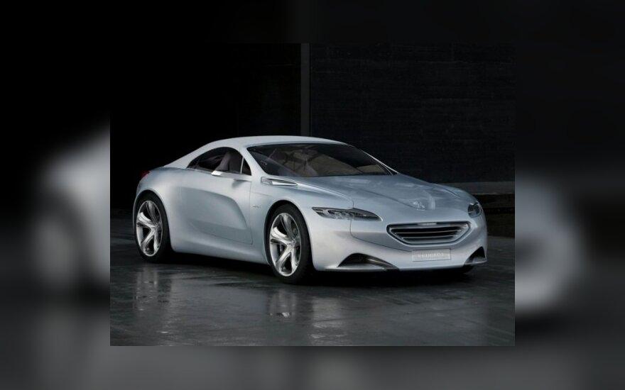 Peugeot SR1 koncepcija