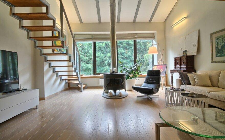 Vilniaus NT kainos apsivertė: namą įpirkti jau lengviau nei butą