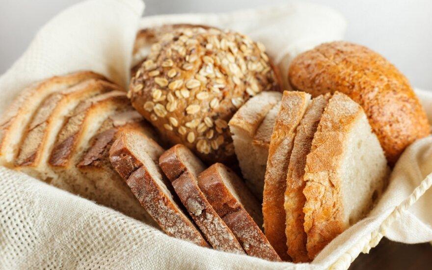 Kaip organizmas reaguoja į sprendimą atsisakyti duonos