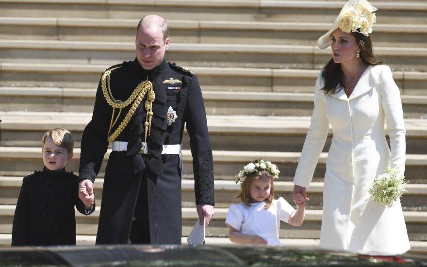 Britų monarchija pilna keistenybių: kodėl kitaip nei brolio Williamo vaikai, Harry atžalos netaps princais ar princesėmis?