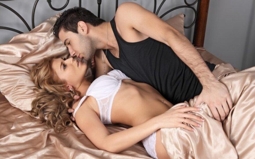 Santuokinio sekso kokybė ir kiekybė