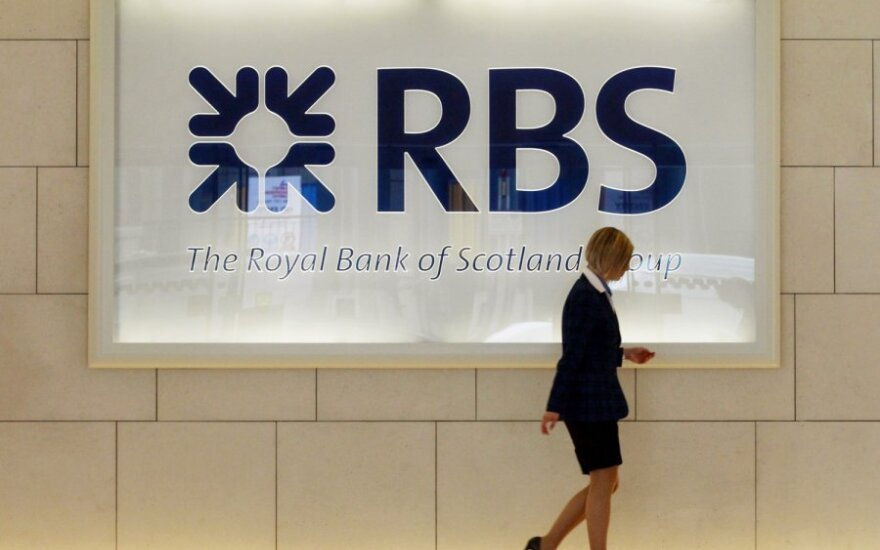 Royal Bank of Scotland, RBC