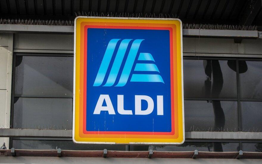 """Šaltiniai: """"Aldi"""" įšaldė prekybos vietų Lietuvoje paiešką"""