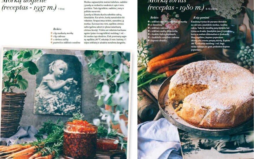 """""""Moters"""" kulinarinio žurnalo atvartas"""
