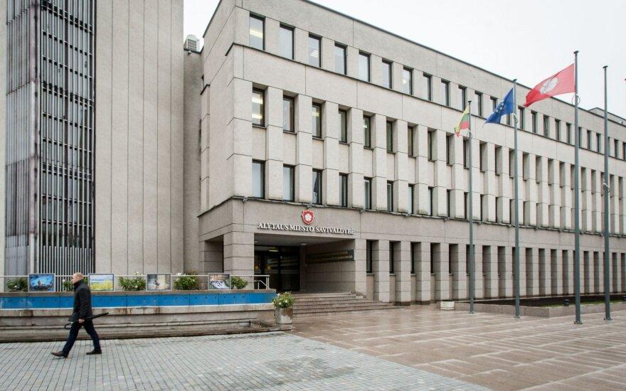 Alytaus miesto taryba pritarė vienai vicemero kandidatūrai, kitą atmetė