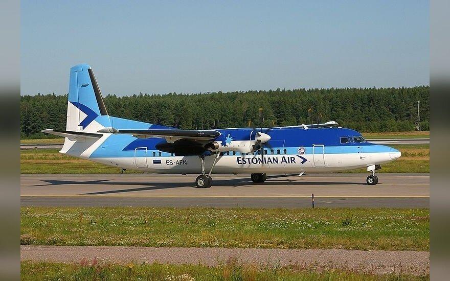 Estonian Air takes over Air Lituanica's Tallinn route