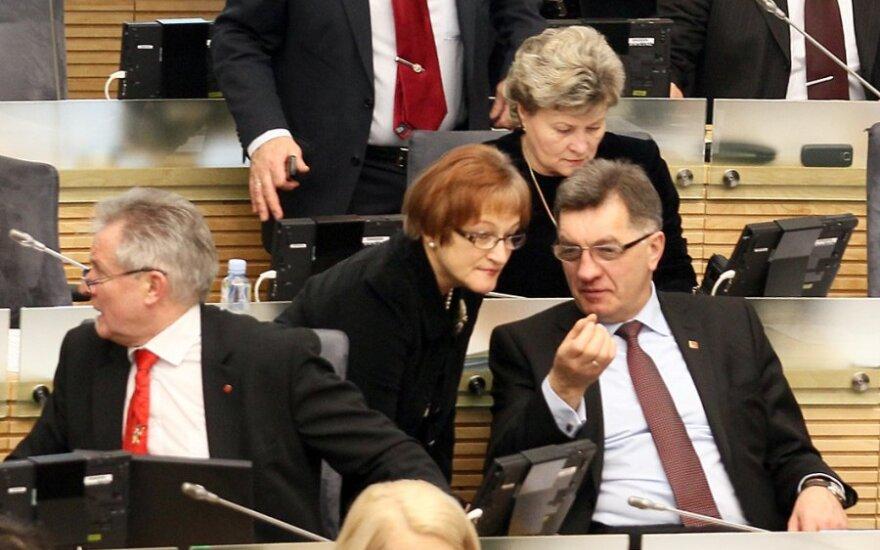 Kaip socdemai planuoja valdyti Lietuvą?