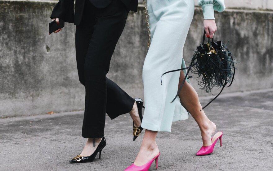 Avalynė, batai, gatvės mada
