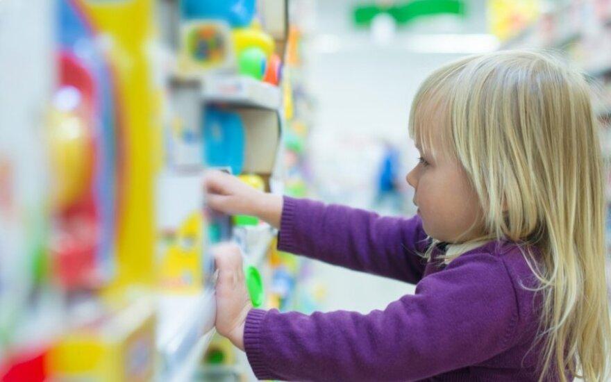 Tėvai dažniausiai vaikams perka tokius žaislus, su kuriais vaikystėje norėjo žaisti patys