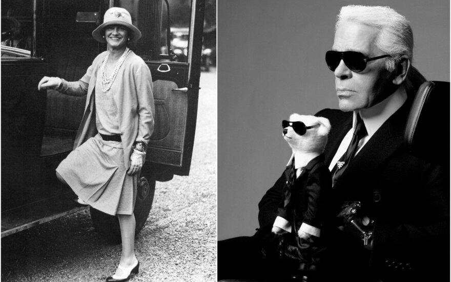 Coco Chanel, Karlas Lagerfeldas