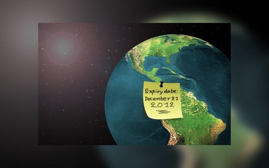 Pasaulio pabaigų scenarijų istorijoje netrūksta