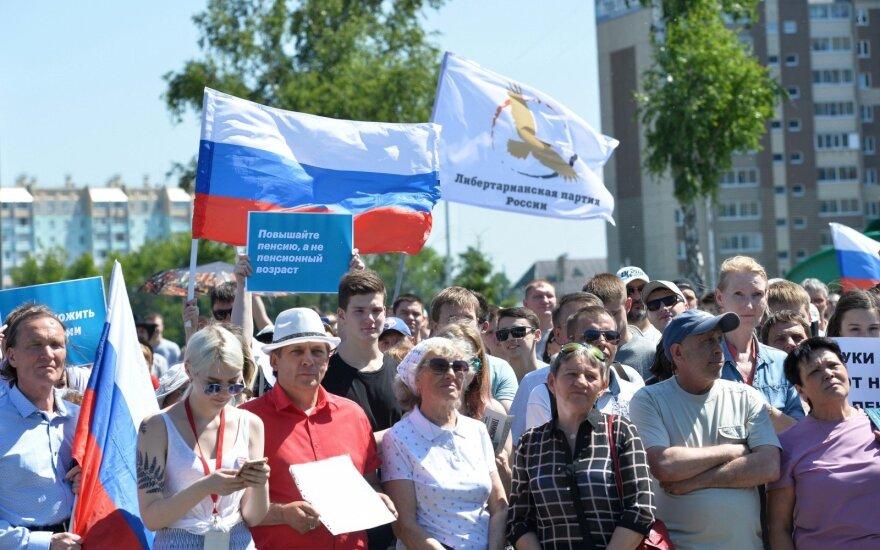 В Госдуме срочно готовят поправки ко второму чтению пенсионного законопроекта, реализующие предложения Путина