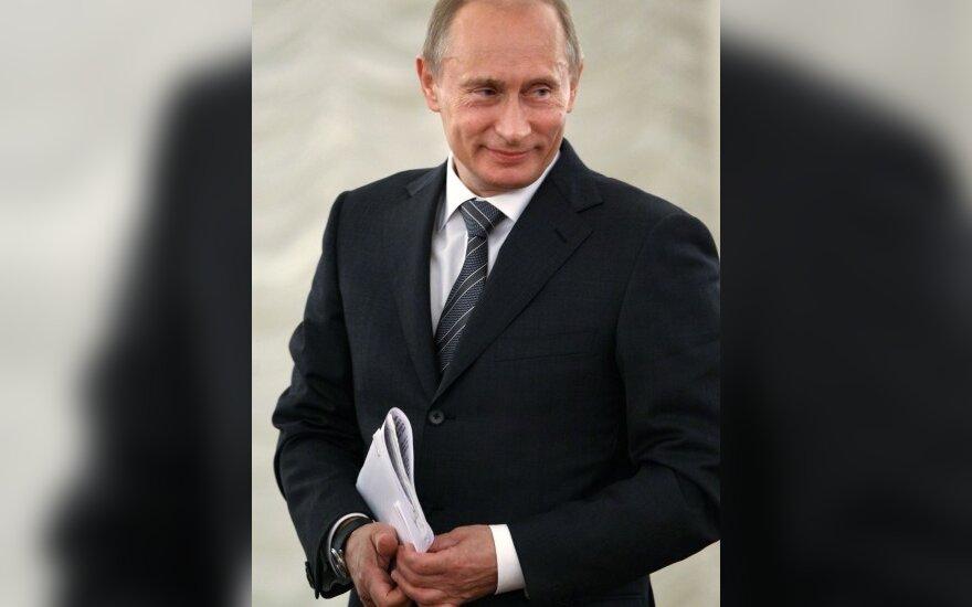 V.Putino vizitas jaukia pirmosios sovietų okupacijos aukos pagerbimą