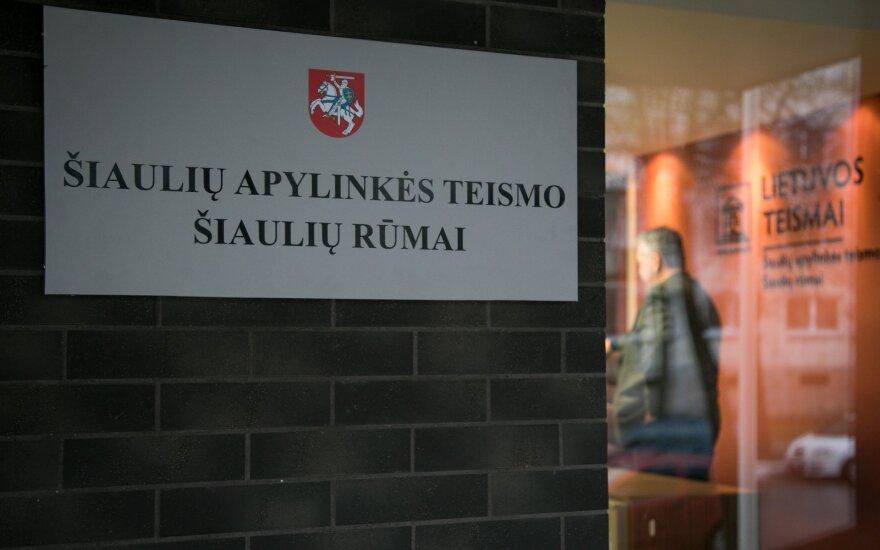 Šiaulių apylinkės teismas
