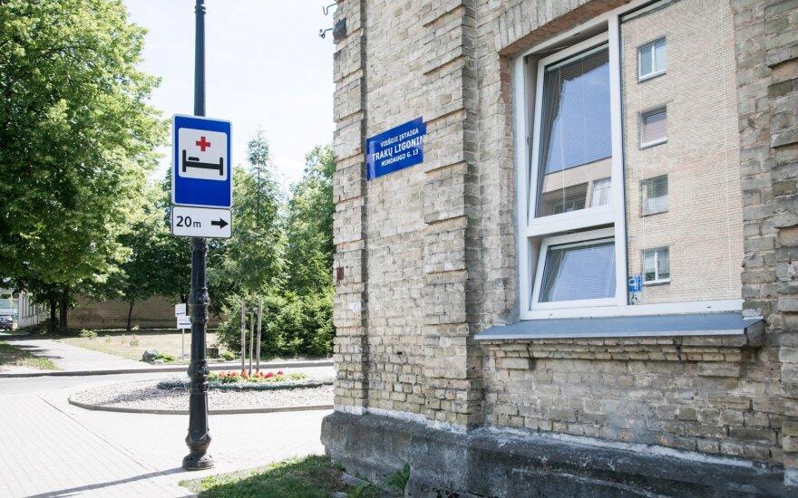 Ligoninėms, nepašalinusioms pažeidimų, Akreditavimo tarnyba stabdys licencijas
