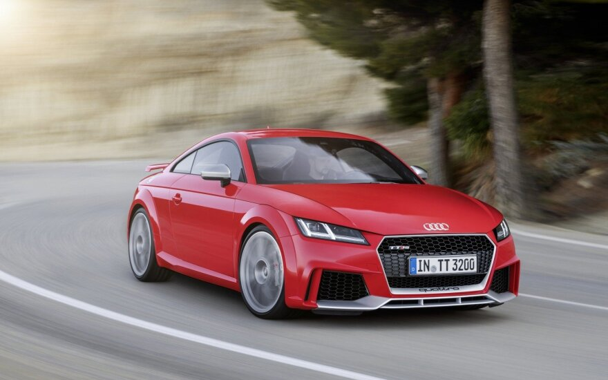 """""""Audi TT RS Coupe"""""""