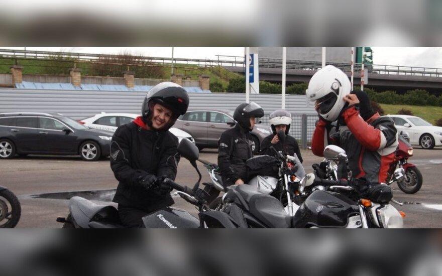 """""""Man reikia tavęs ir tavo motociklo"""" - kviečia mototurizmo ralis"""