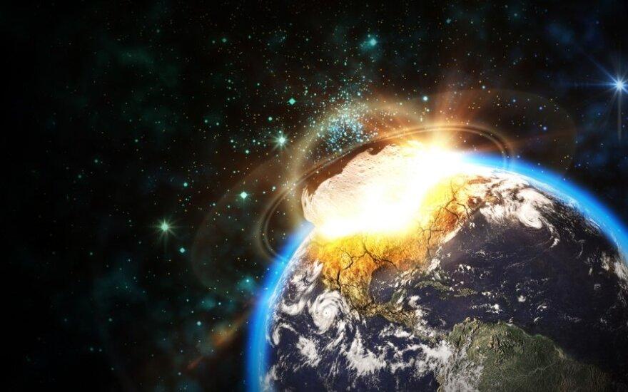 Žmonija – ant katastrofos slenksčio?