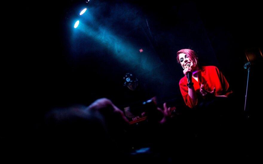 Monique koncertas SOHO (Audriaus Dzimidavičiaus nuotrauka)