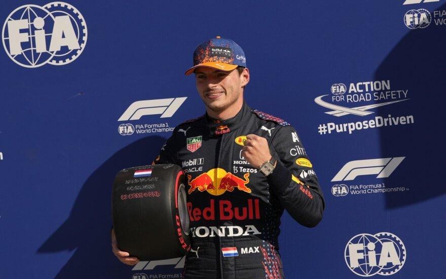 "Olandijos ""Grand Prix"" ir Maxas Verstappenas"