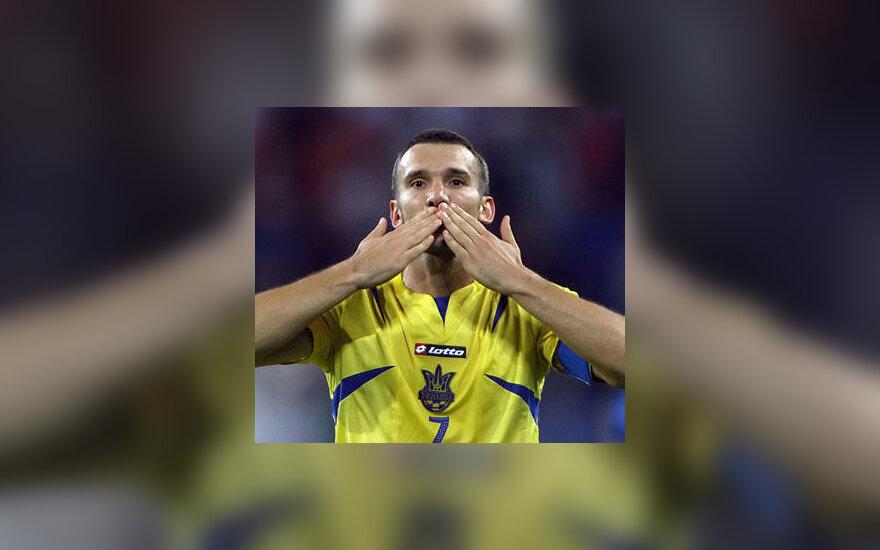 Andrijus Ševčenka (Ukraina)