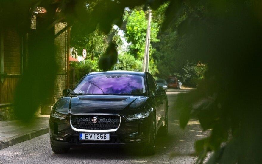 """""""Jaguar I-Pace"""""""