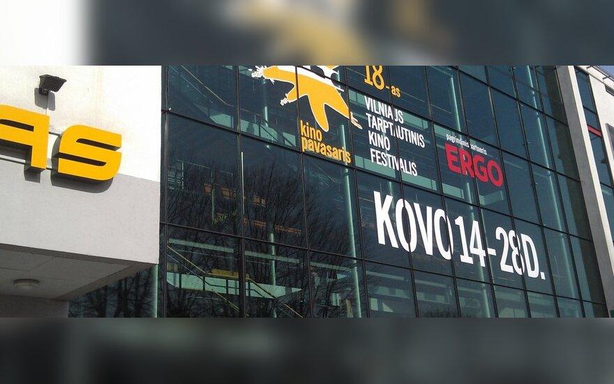 """Skelbiami DELFI Piliečio reporteriai kino festivalyje """"Kino pavasaris""""!"""