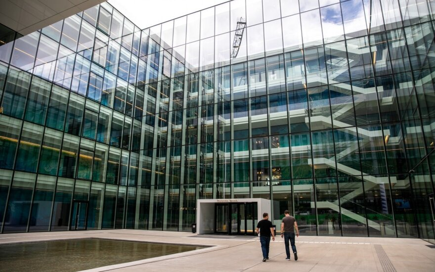 Saltoniškių verslo centras (Danske Bank)