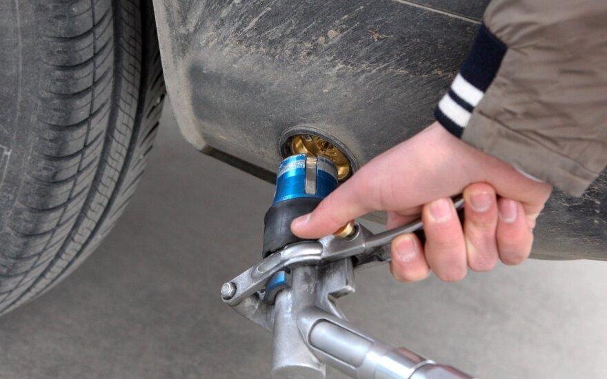 Automobilinės dujos