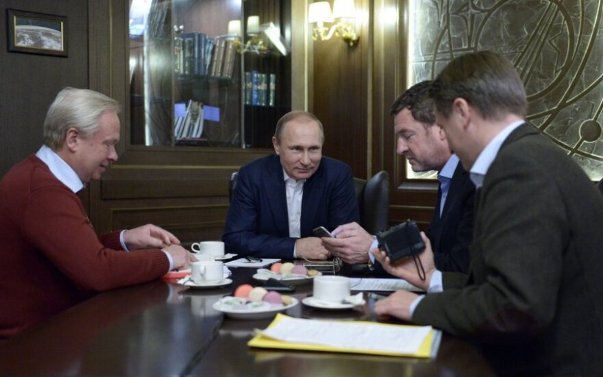 Vladimiro Putino interviu Bild