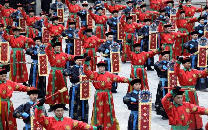 Lietuvoje laukiama kinų antplūdžio