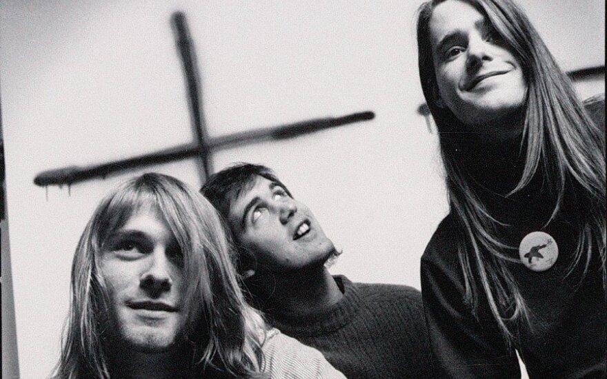 """Grupė """"Nirvana"""""""