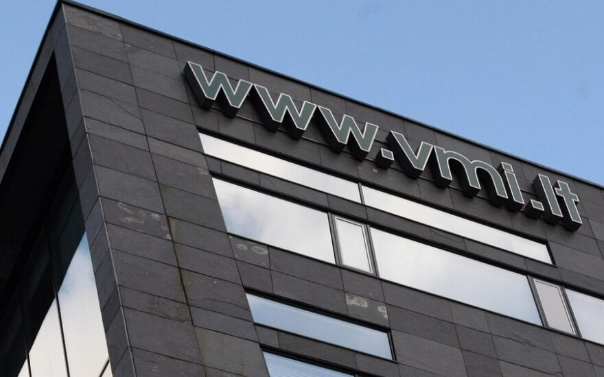 Sutriko VMI skambučių centro veikla
