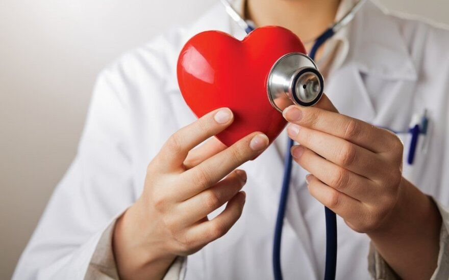 Ką turėtumėte žinoti apie savo širdį, jei norite išvengti infarkto