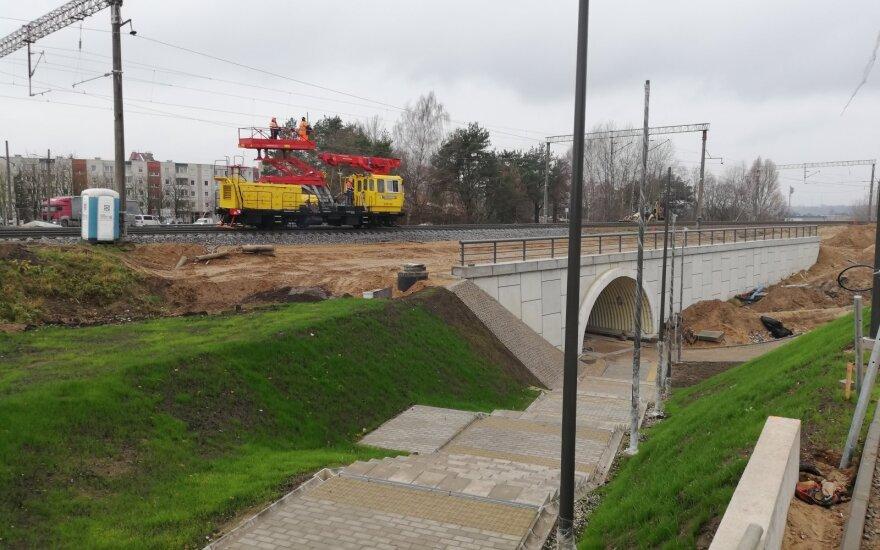 Lietuvos geležinkelių nuotr.