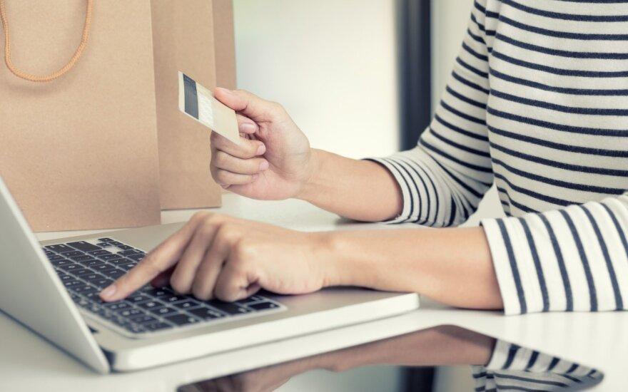 Gera žinia mėgstantiems apsipirkti internetu: jūsų maustymui ateina galas