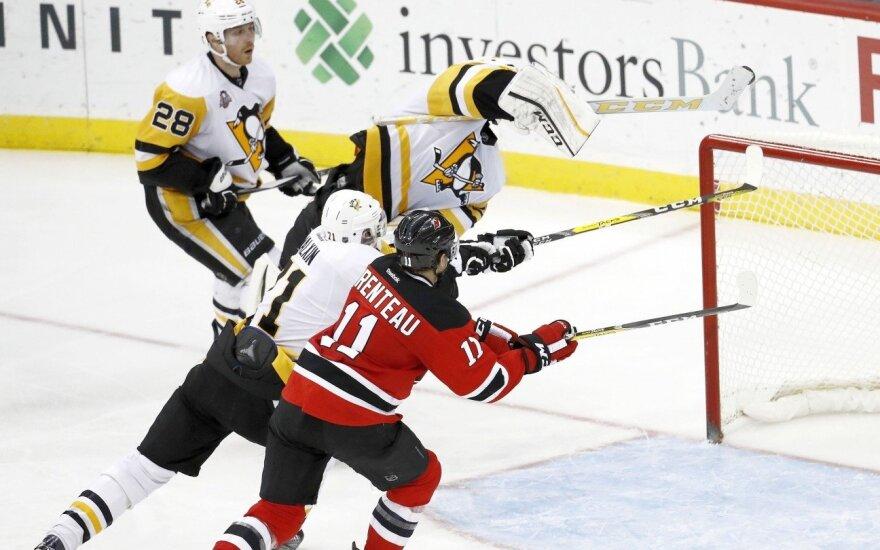 Pergalę išplėšę čempionai tapo absoliučiais NHL lyderiais
