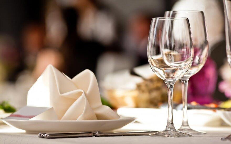 Papiktino 100 eurų reikalavimas už staliuko rezervaciją: gal nevaidinkite čia Niujorko ar Londono