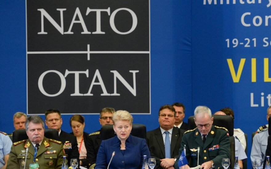 Lithuania 19th among NATO nations in terms of defence spending