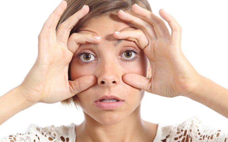 Ką apie mūsų sveikatą pasako akys?