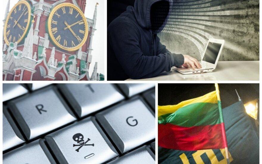 Lietuvai paskelbtas karas komentaruose: kaip sumenkinti valstybingumą