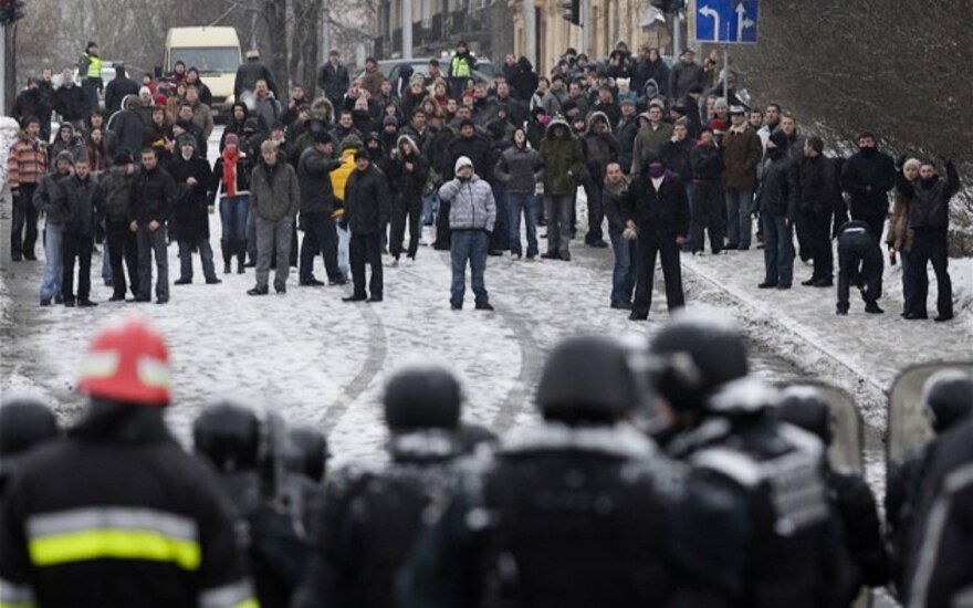 Arūnas Milašius. Prisiminus ašarinių dujų kvapą prie Seimo