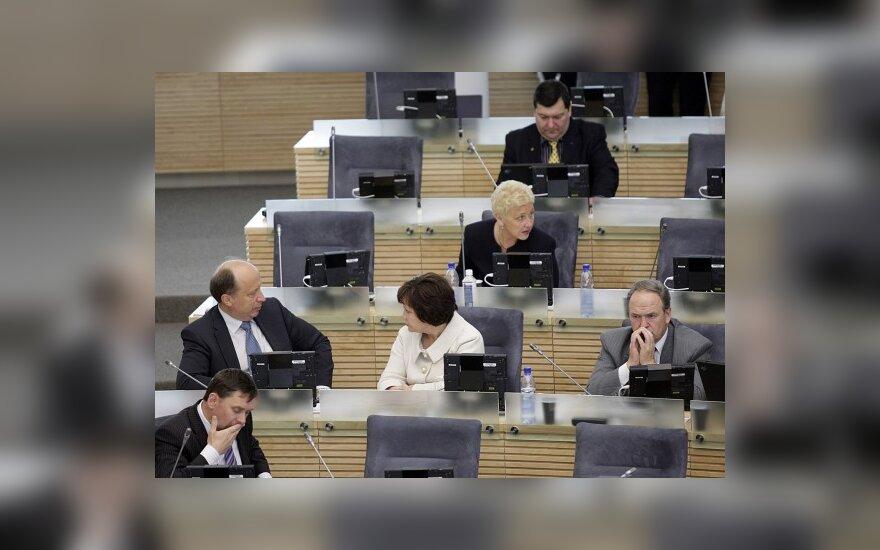 T.Janeliūnas: jei koalicija suirs, ji suirs dėl konservatorių