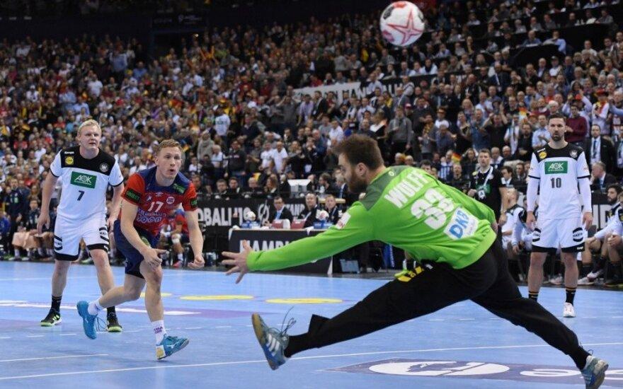Pasaulio rankinio čempionato finale – dvi Skandinavijos šalys