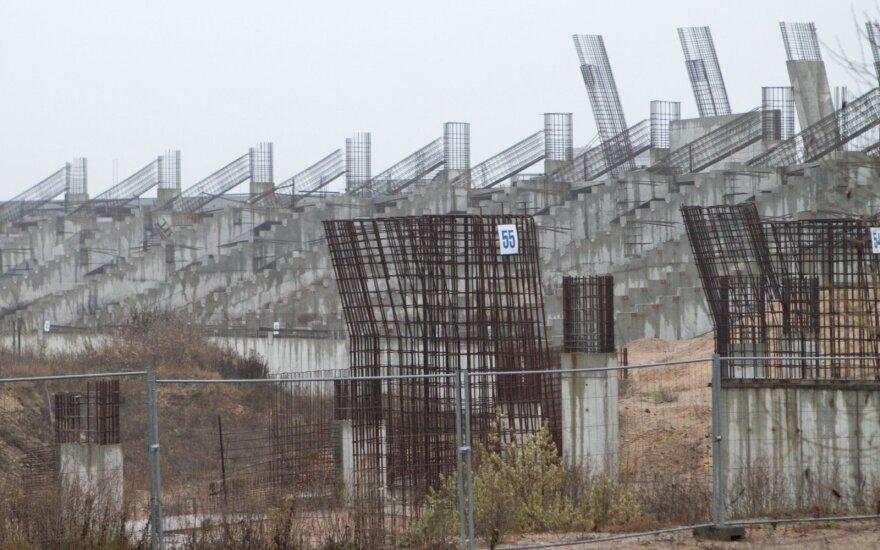 Uždraudus statyti nacionalinį stadioną – nusivylimo banga: labiau tikiu Kalėdų Seneliu
